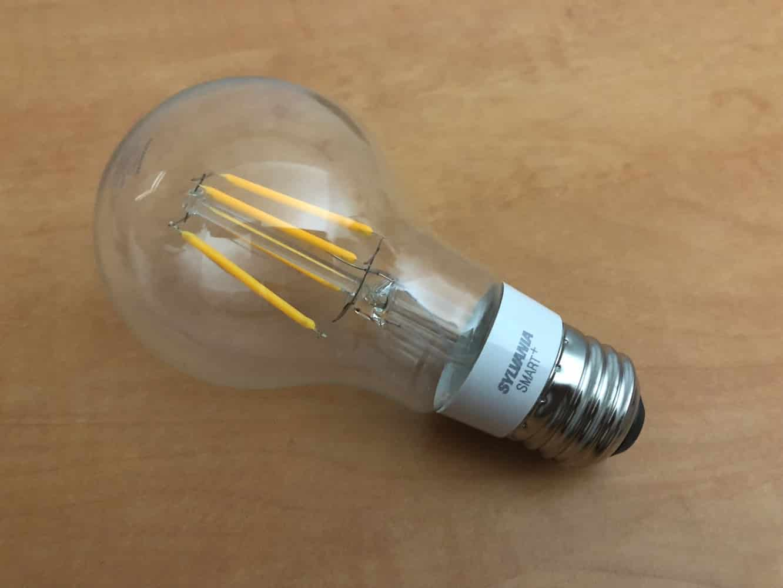 Sylvania Smart+ Soft White Filament Light Bulb