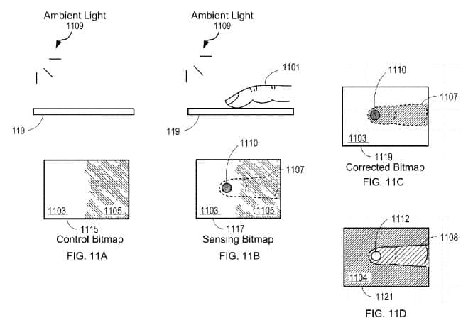 Apple patents another way to scan fingerprints without Touch ID sensor