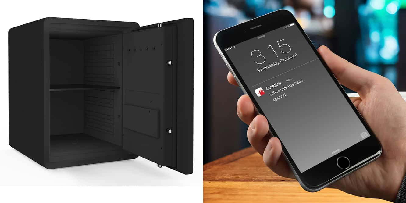 First Alert expands Onelink family with HomeKit-enabled Wi-Fi safe, environment monitor + thermostat