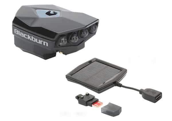 Blackburn Flea 2.0 USB + Solar Front Headlight