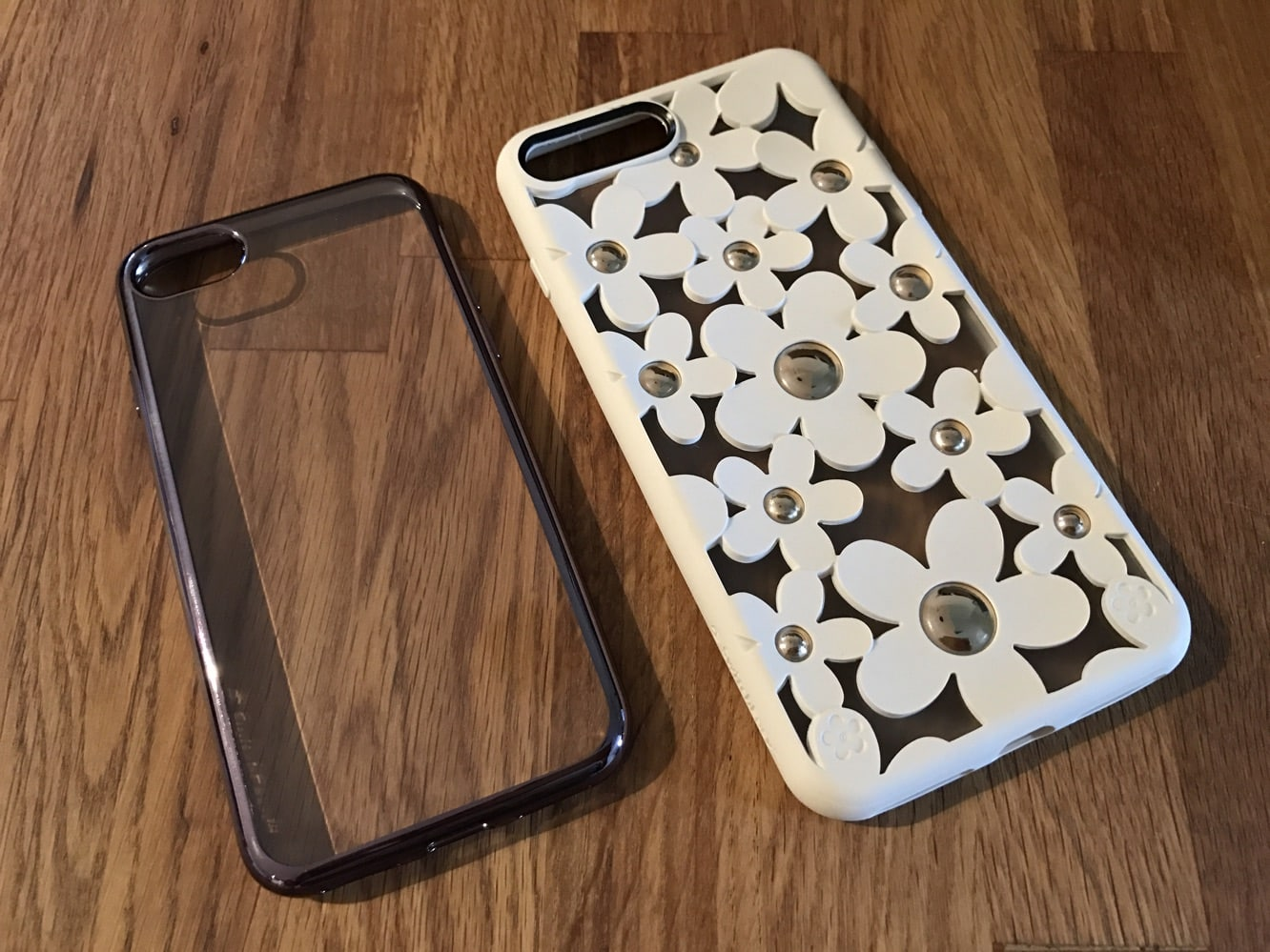 Review: SwitchEasy Flash and Fleur for iPhone 7/7 Plus