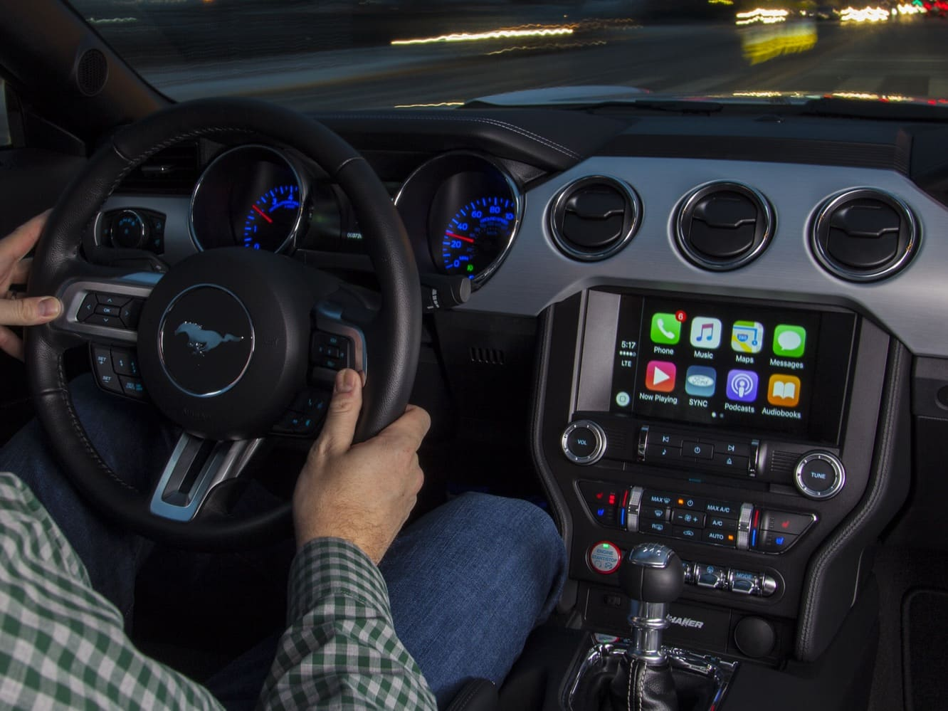 CarPlay arriving in new Ford models this year