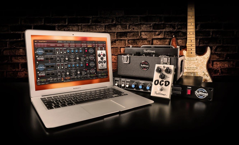 IK Multimedia Fulltone Collection for AmpliTube