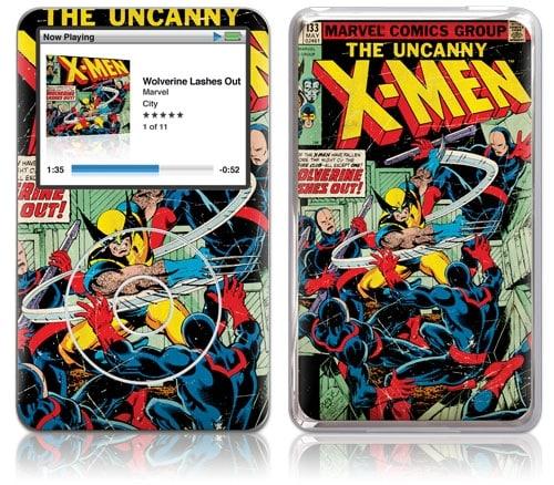 GelaSkins now offering Marvel Comics designs