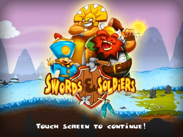 iPhone + iPad Gems: Pocket RPG, Swords and Soldiers HD + The Incredible Machine