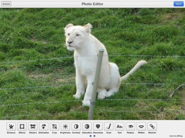 iOS Gems: Flickr, FlickrStackr, Flickr Studio + Adobe Revel