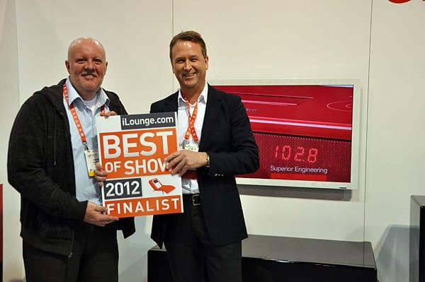 iLounge's 2012 CES Best of Show Awards: iPod, iPhone, iPad + Mac