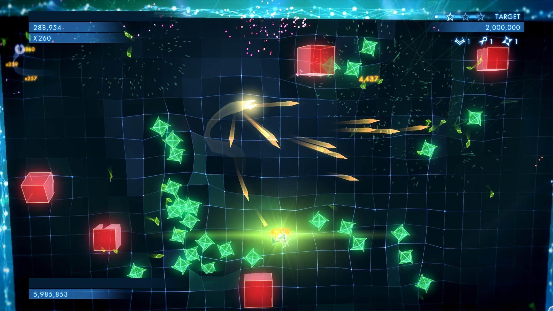 Sierra Geometry Wars 3: Dimensions
