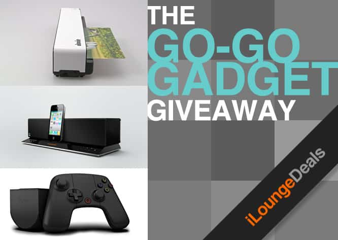 Daily Deal: GoGo Gadget Giveaway