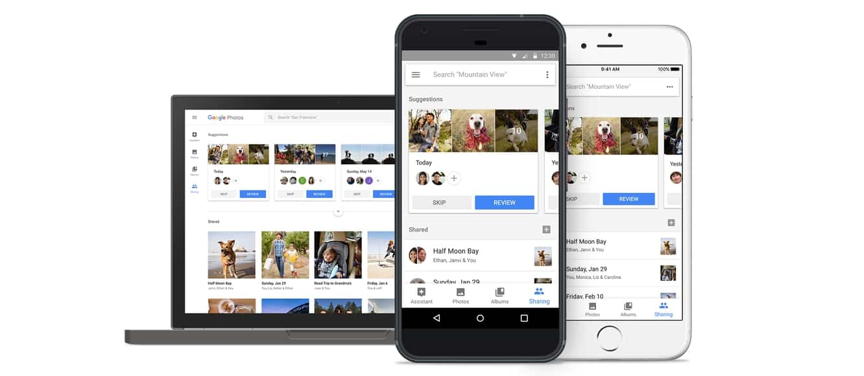 Google launches The Google Assistant, announces Google Photos improvements