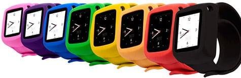 Griffin debuts Slap wristband case for iPod nano 6G