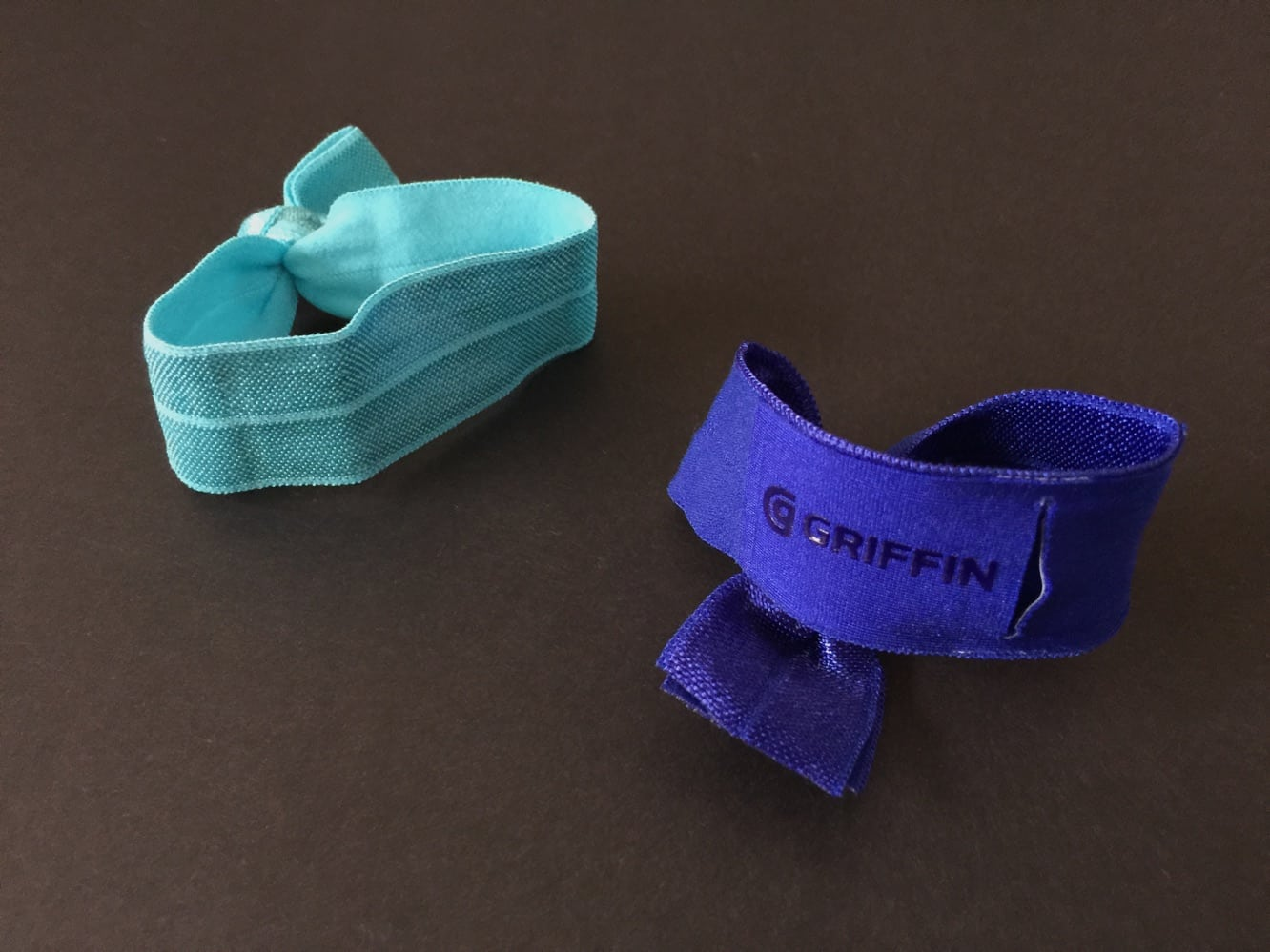 Griffin Ribbon Wristband, Shoe Pouch, Sleep Sport Band + Tracker Clip