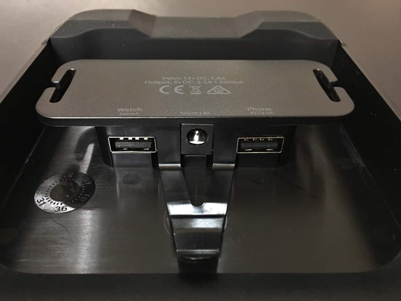 Review: Griffin WatchStand Powered Charging Station