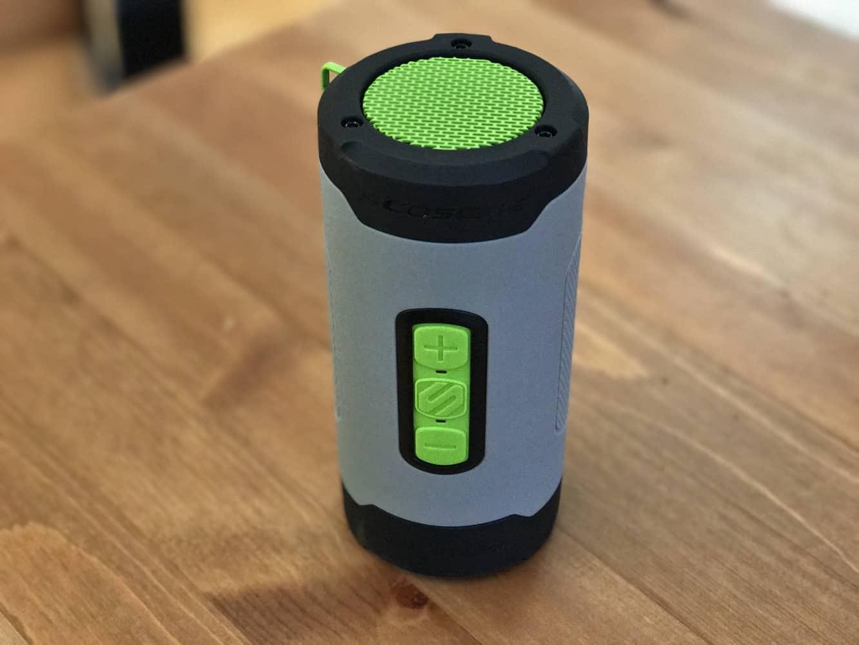 Review: Scosche BoomBottle H2O+ Waterproof Wireless Speaker