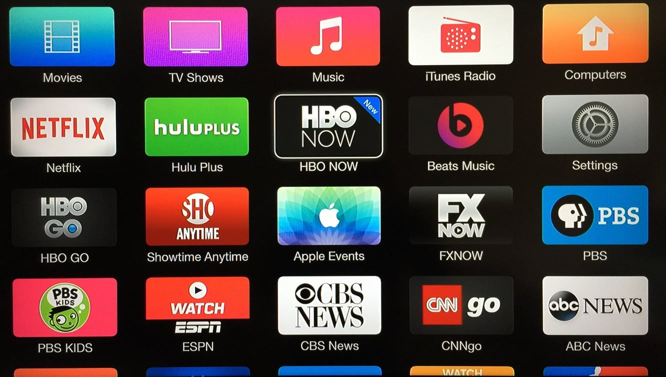 HBO Now channel added to Apple TV (Updated)