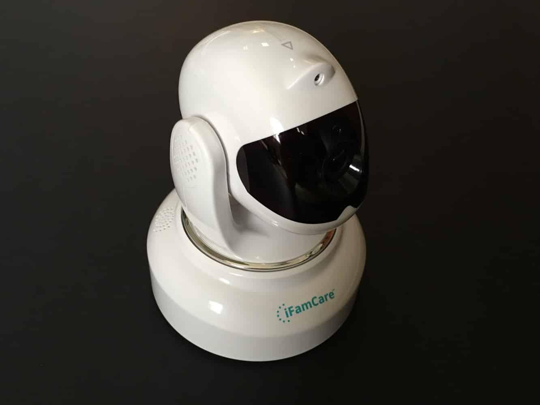 Review: iFamCare Helmet Home & Pet Video Camera