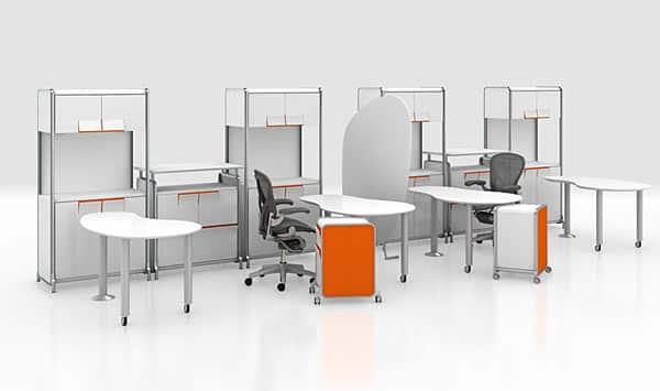 Herman Miller Teneo Storage Furniture