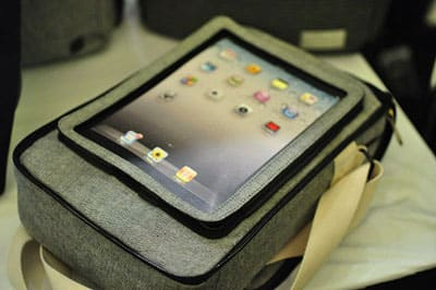Hex at 2012 CES: Bags, backbacks, and sleeves