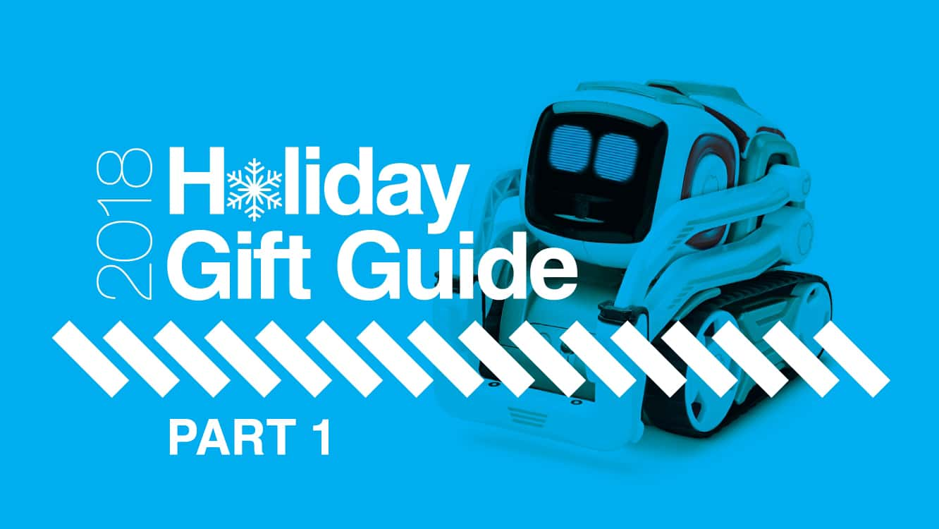 iLounge's 2018 Holiday Gift Guide, Part 1
