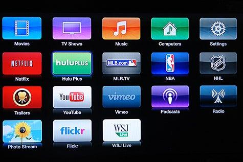 Apple adds Hulu Plus to Apple TV