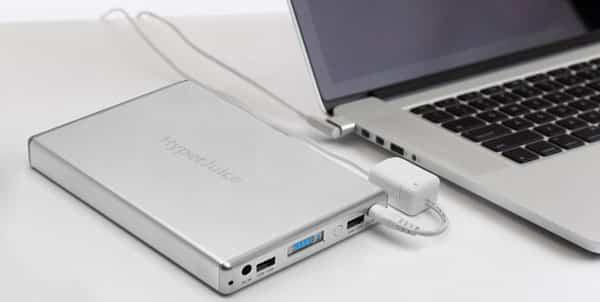 Sanho HyperJuice 1.5 External Battery for MacBook/iPad/USB