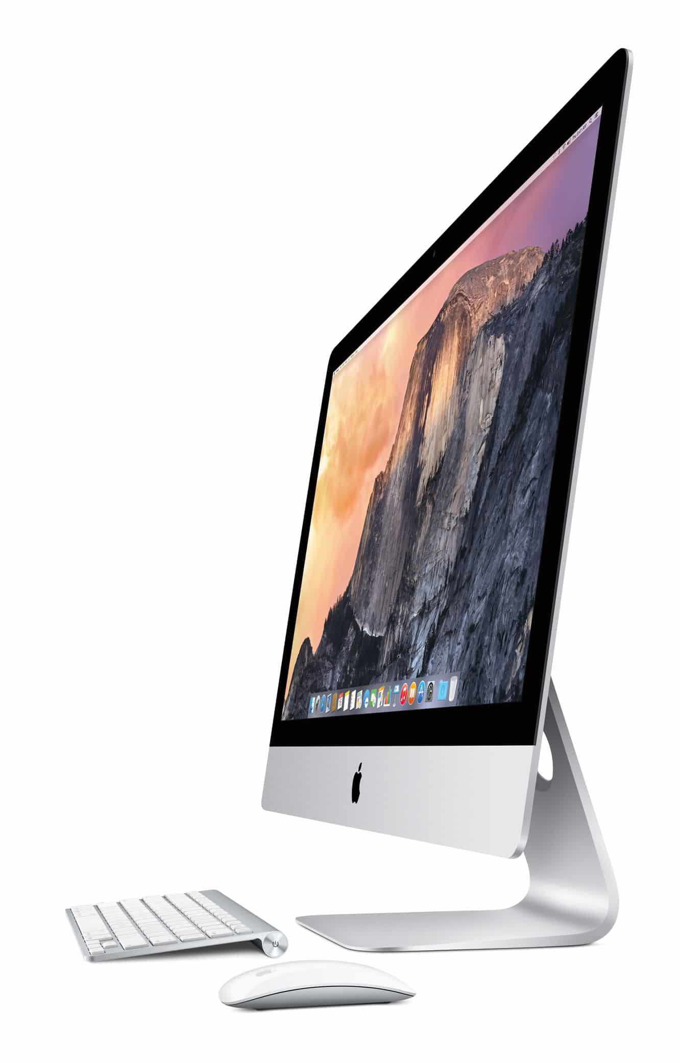 Apple iMac with Retina 5K Display (Mid-2015)