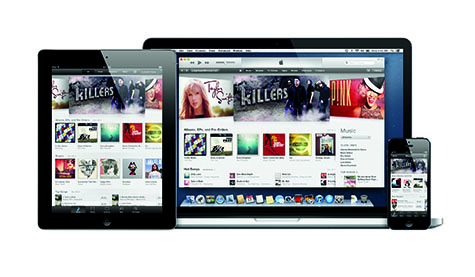 Apple announces 25 billion songs sold on iTunes