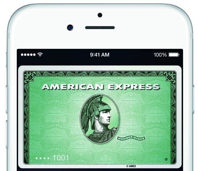 Report: American Express to launch Apple Pay in Canada tomorrow