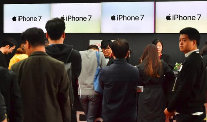 Apple offices in South Korea raided ahead of iPhone X release
