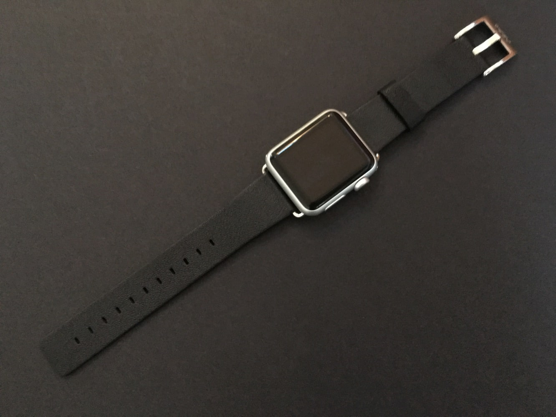 Incipio Premium Leather Band for Apple Watch