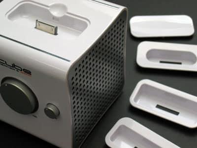 Review: Boynq iCube Speaker & Docking Station for iPod