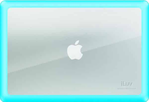 iLuv iCC1203 Protective Flexi-Frame for MacBook Pro