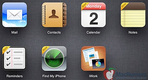 Apple opens iCloud Beta to developers