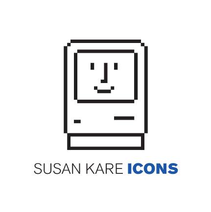 Susan Kare ICONS