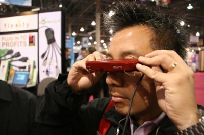 Review: Icuiti DV920 Video Eyewear
