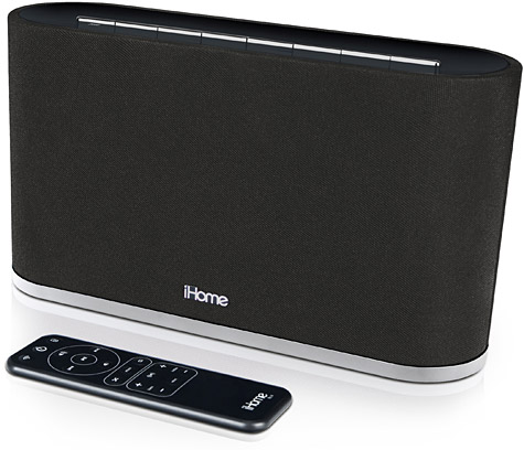iHome iW2 AirPlay speaker to ship April 1