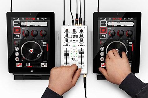 IK Multimedia ships iRig Mix