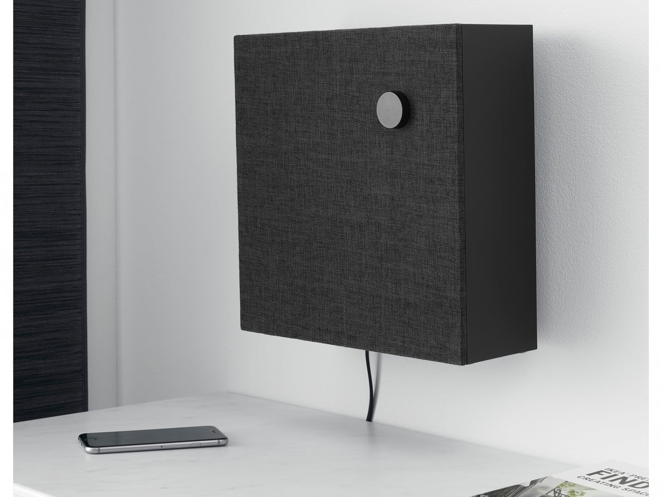 Ikea releases its first Bluetooth speaker