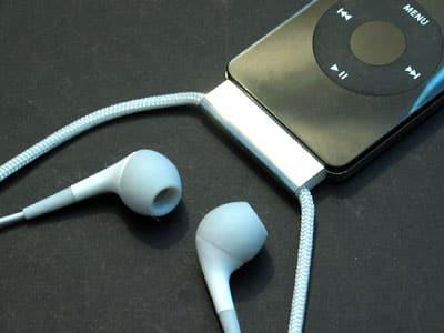 Apple In-Ear Lanyard Headphones