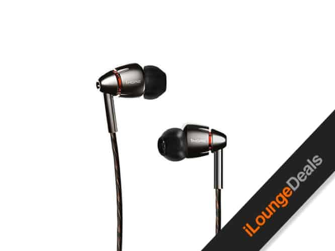 Daily Deal: 1MORE Quad Driver In-Ear Headphones