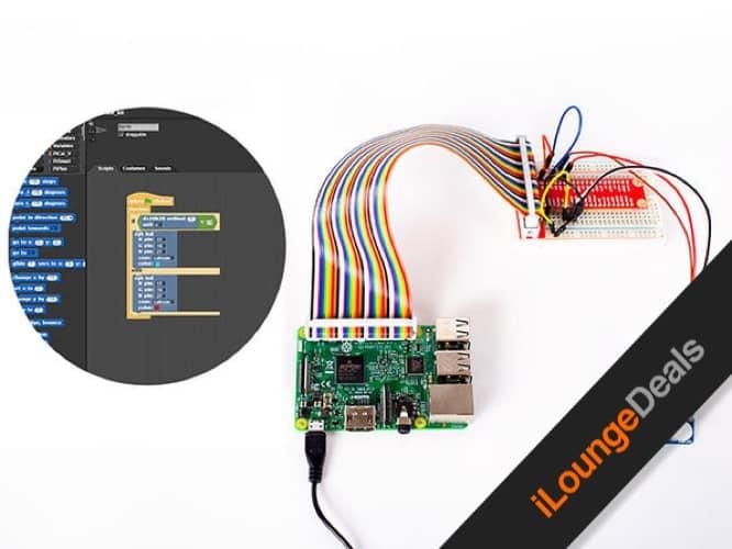 Daily Deal: 37 Sensors Starter Kit for Raspberry Pi