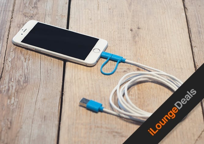 Daily Deal: The 6ft iOS + Micro-USB Charging Cable, $21
