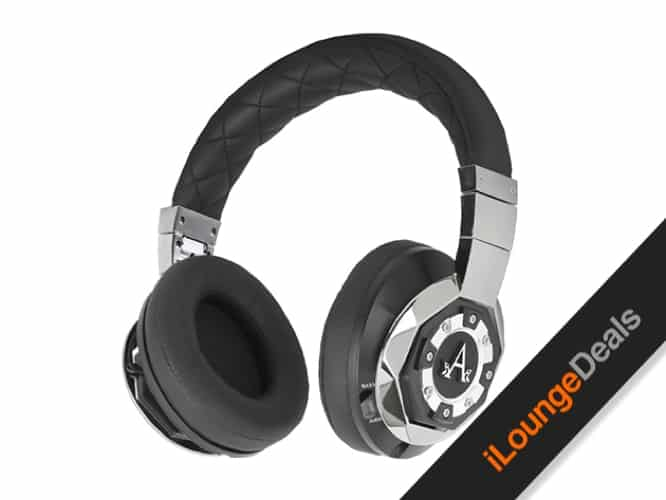 Daily Deal: A-Audio Legacy Noise Cancelling Headphones with 3-Stage Technology