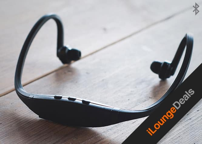 Daily Deal: Get Active Wrap Headphones for only $24