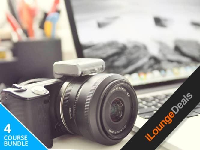 Daily Deal: Adobe Digital Photography Training Bundle