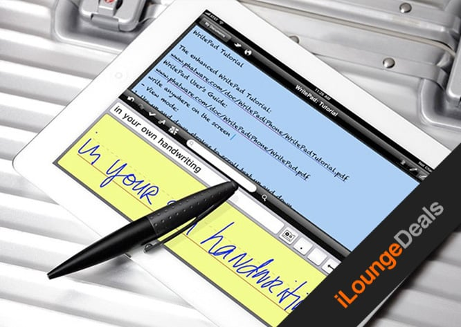 Daily Deal: Get the AluPen Twist Stylus+Pen combination for only $25.99
