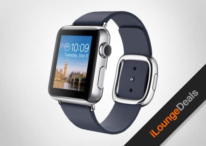 Daily Deal: The Apple Watch Giveaway