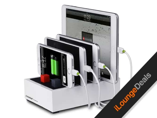 Daily Deal: Avantree PowerHouse 4 Port Fast USB Charging Station