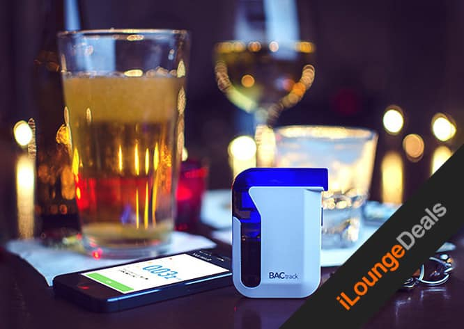 Daily Deal: BACtrack Mobile Smartphone Breathalyzer