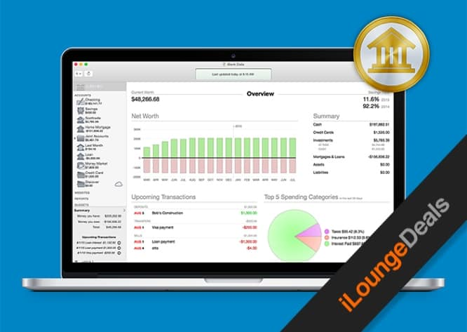 Daily Deal: Banktivity 5 for Mac